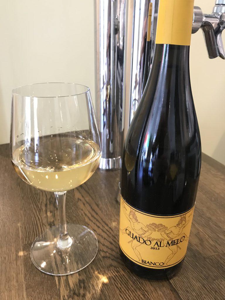 極少量生産の上級白ワインGuado al Melo Bianco(グアード・アル・メロ ビアンコ)
